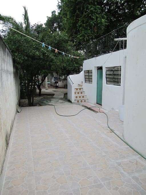 Casa near Santa Ana--centro Merida
