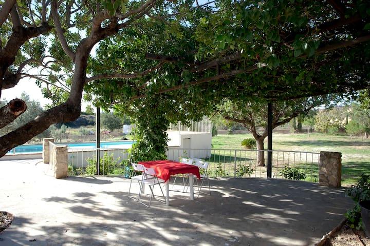 Rustic villa 35 min from Valencia - Llíria - Chalupa