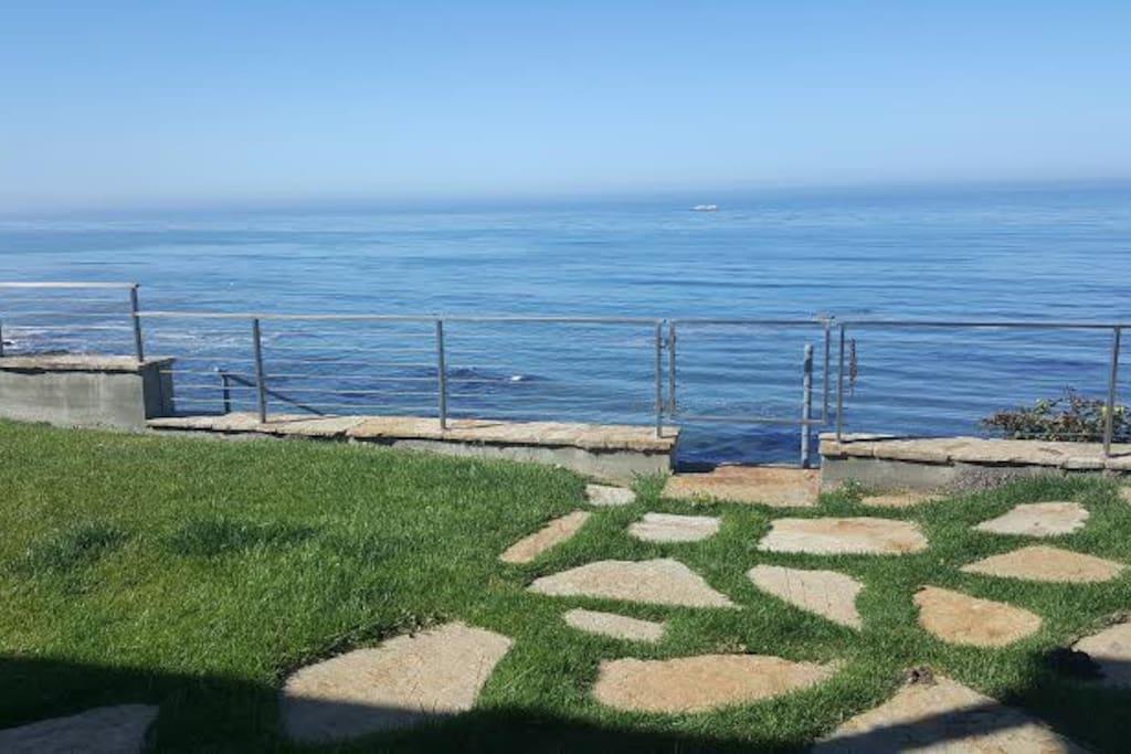 Spectacular Ocean Side Serene 1 Bdrm Shell Beach