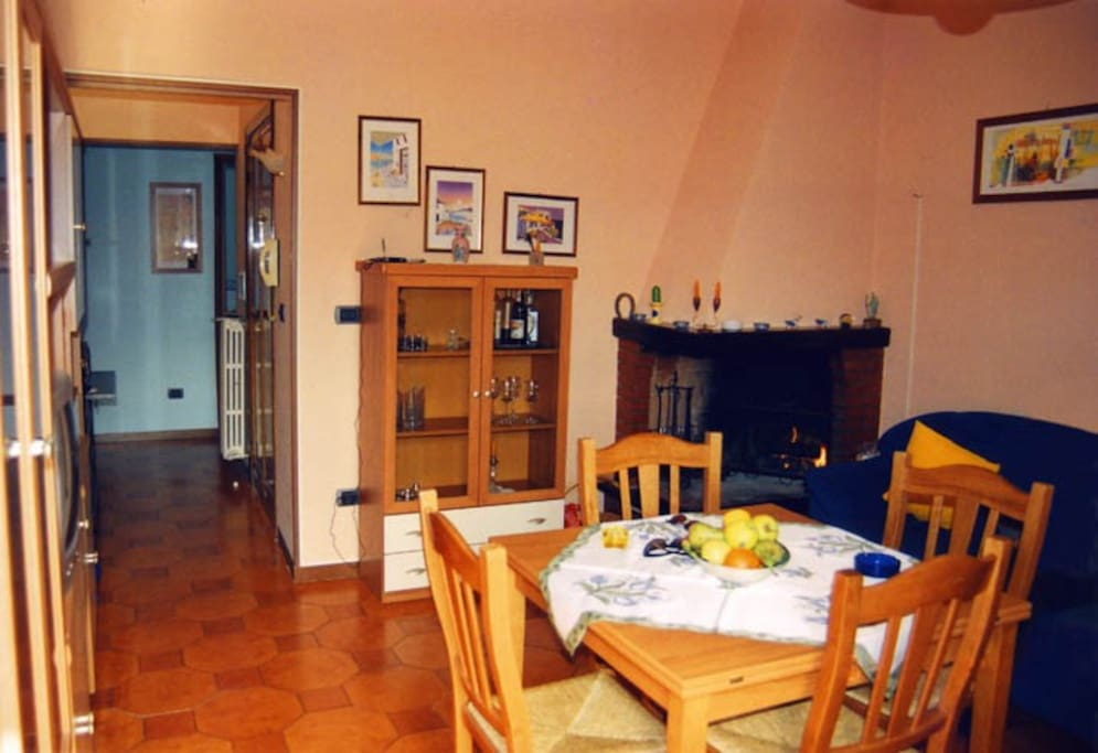 Rieti historical center apartment