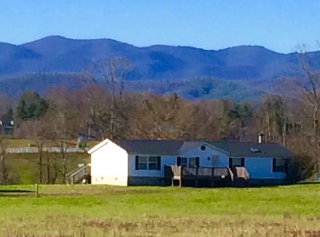 Little River Mountain View - Pisgah Forest - Casa
