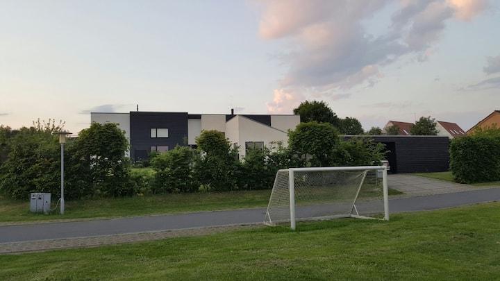 Modern villa. The heart of Denmark