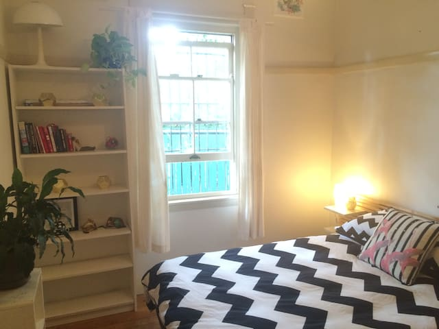 Double room in large bright house - Kingsford - Hus