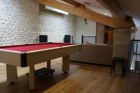 Gîte / Studio ''Le Caprice'' - Génissieux - House