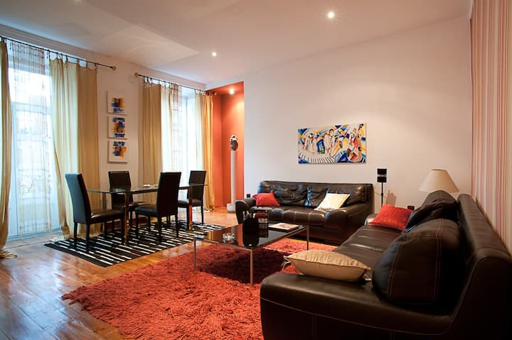 Spacious Fully Equiped Apartment