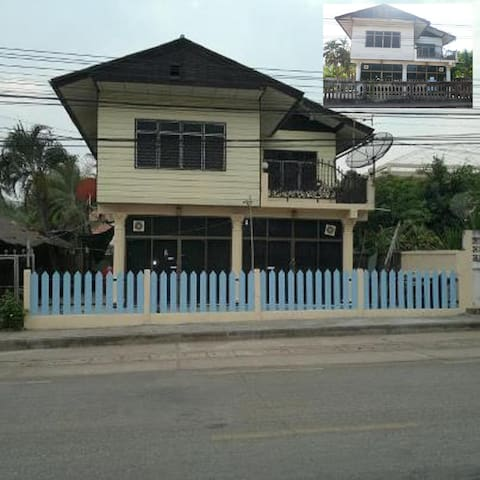 Sweet Smile 113 Yimprasit - Tambon Kumphawapi - Dům