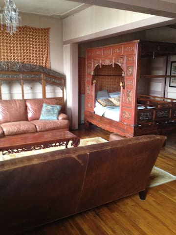 Smither Family B&B/The Henderson Room - Huntsville - Bed & Breakfast
