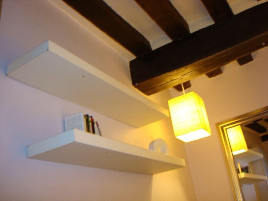 plafond studio