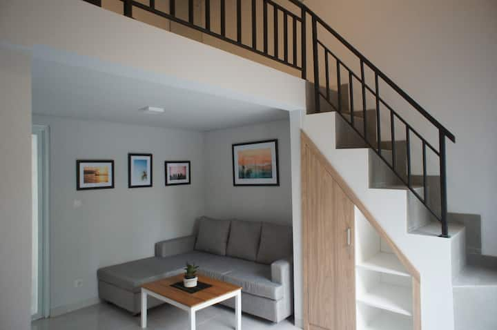 SALT Studio Apartments Canggu no2