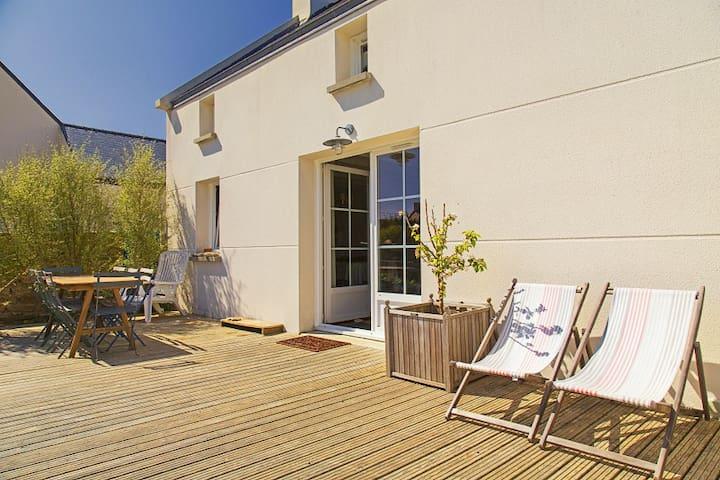 L'Aod, une maison à vivre et rêver à Ouessant - Ushant - Dom