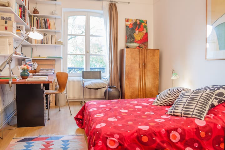 Chez G&O room+breakfast city center - Strasbourg - Bed & Breakfast