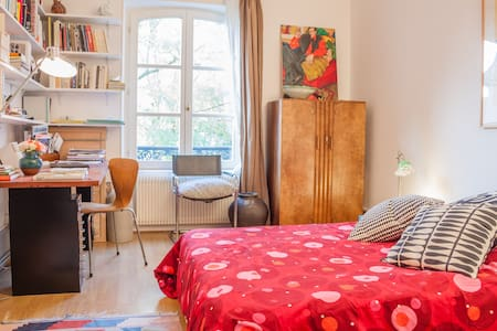 Chez G&O room+breakfast city center - Strasburgo - Bed & Breakfast