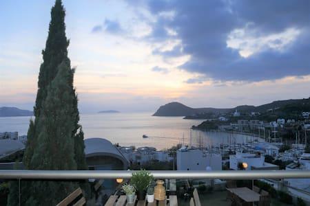 Dream Villa Bodrum Yalıkavak&Pool&50m to sea