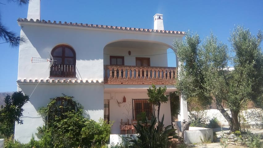 Casa rural en Mezquitilla - Mezquitilla - Casa