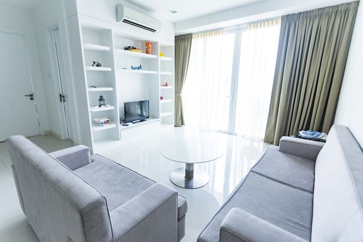 Cozy & Bright Room in the center of Bangsar South - Kuala Lumpur - Condominium