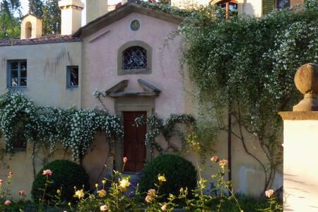 The Chapel: unique stylish minipool - Florencia - Villa