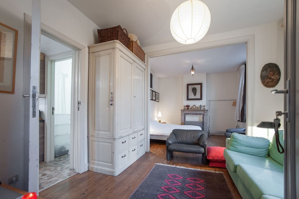 Stay In the very heart of Brussels