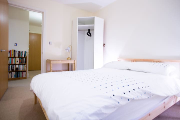 Comfortable Citycentre Double Room - Birmingham - Lägenhet