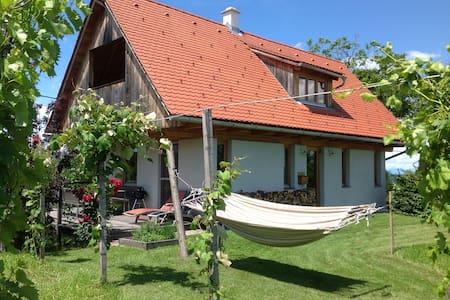 PURESLeben Winzerhaus Tunauberg - Oberhaag - Casa