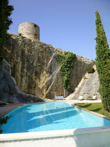 House in small paradise in Provence - Roquemaure - House