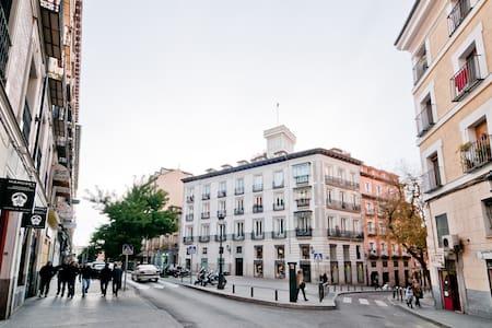 Hermoso loft  Puerta del Sol centro