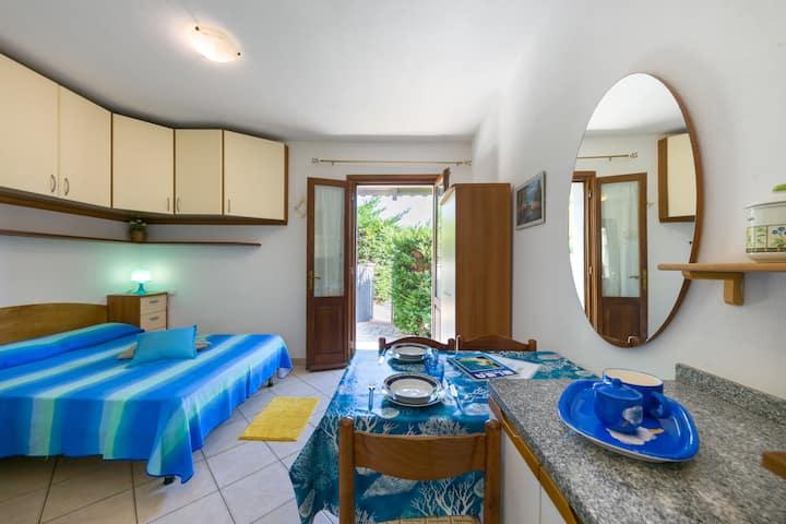 Cosy holiday home near the sandy beach - Villino Beatrice