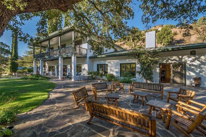 El Coronado Ranch - Cochise County - Huis