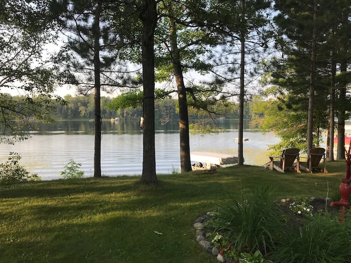 Voted Most Beautiful Lake