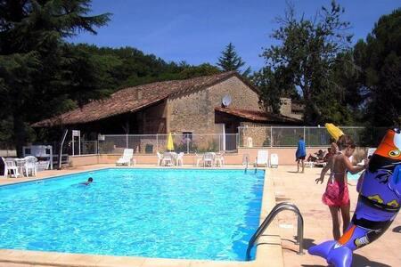 Dordogne Resort - Villa 6 pers. - Gavaudun