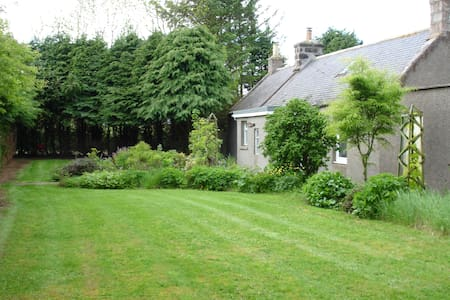 Holiday cottage in Aberdeenshire - Kirkton of Rayne - House