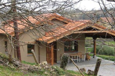 rural house rental in Asturias - Piloña - Haus