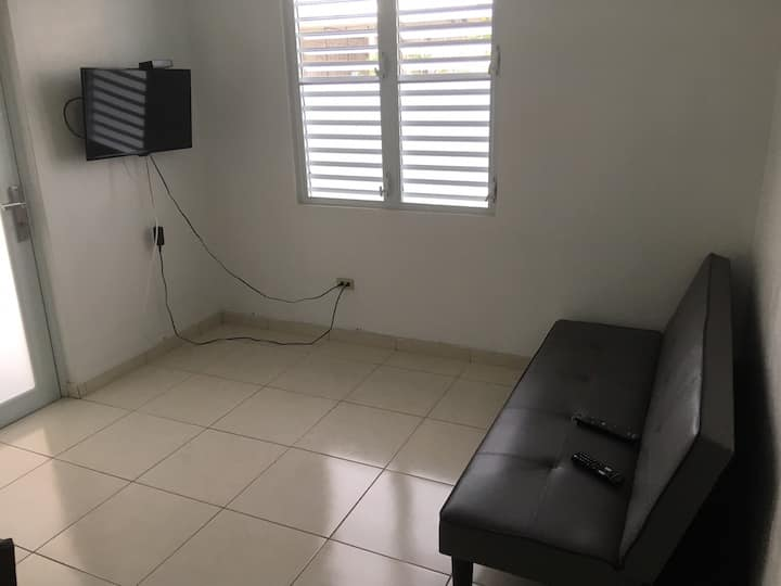 The Best Location in San Juan  Prívate Apartment