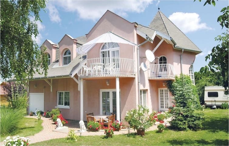 Holiday apartment with 3 bedrooms on 132 m² in Siófok