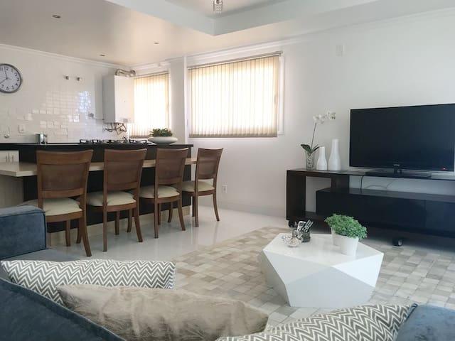 Apartamento aconchegante em Campos do Jordão