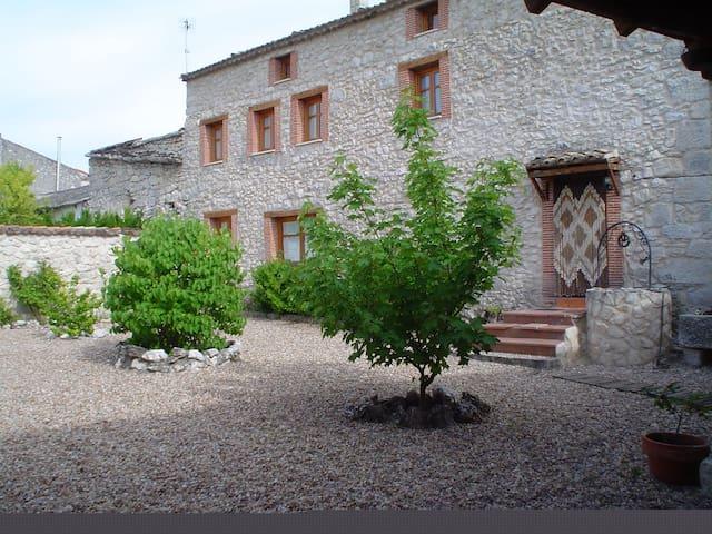 """""""La Almuerza casa rural"""" - Torrescárcela - Talo"""