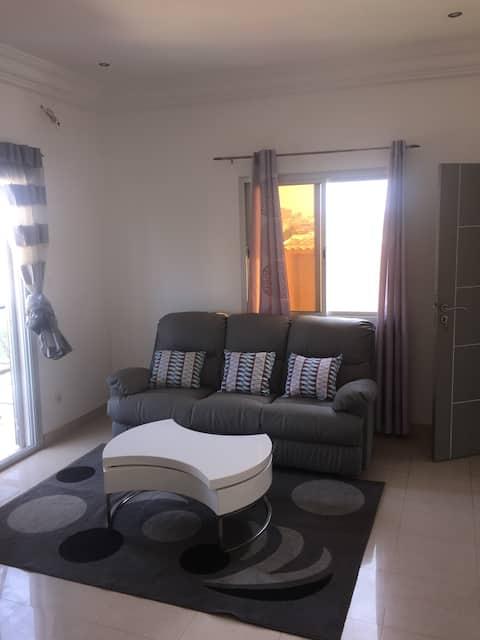 Appartement moderne à ngor plage