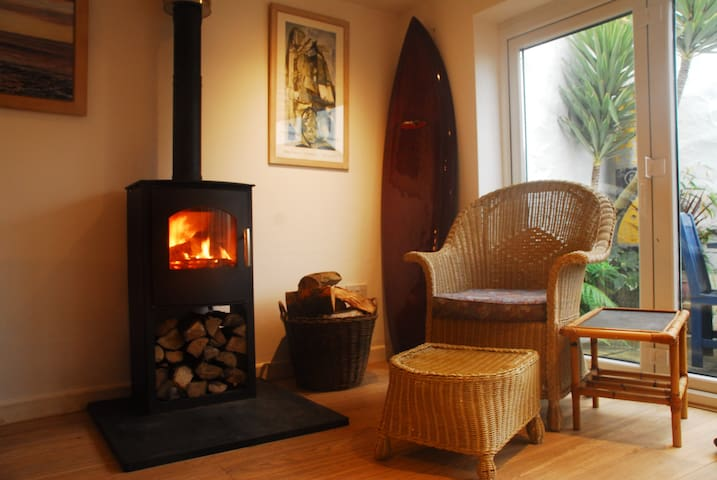 Stylish cottage in Porthleven near the harbour. - Porthleven - Rumah