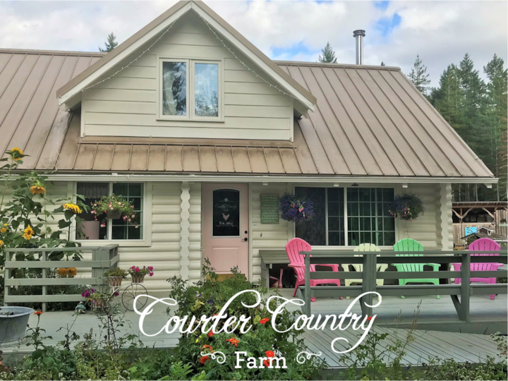 Farm House Retreat with alpacas, bunnies &  goats