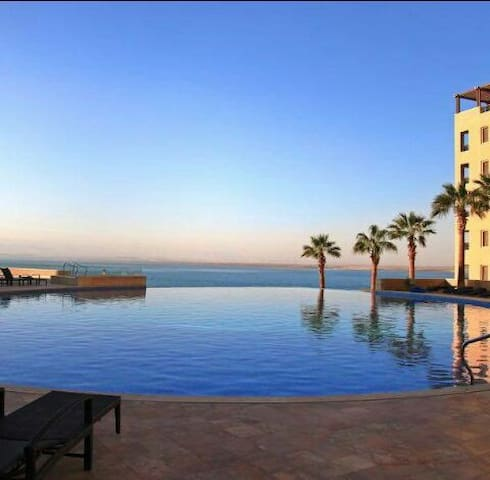 Samarah chalet.apartment for rent in the dead sea