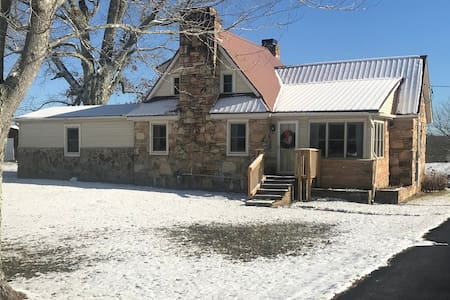 Gladys House-Historic Homestead Cottage/Mtn Views