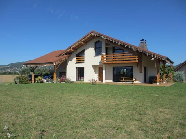 Magnifique Villa, proche Genève & stations de ski. - Fillinges