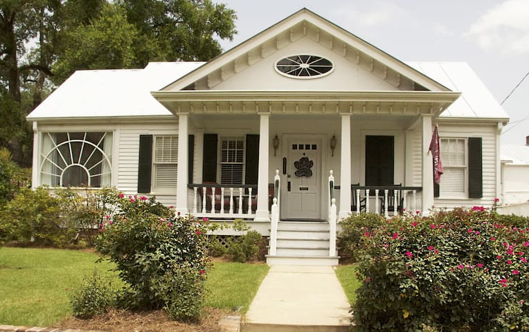 The Natchez Pearl - Main House