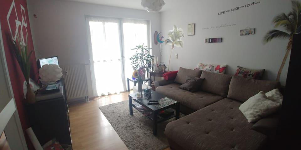 Gemütliche 2-Raum-Wohnung in Leutzsch