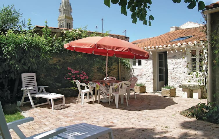 Semi-Detached with 2 bedrooms on 55m² in Talmont de St. Hilaire