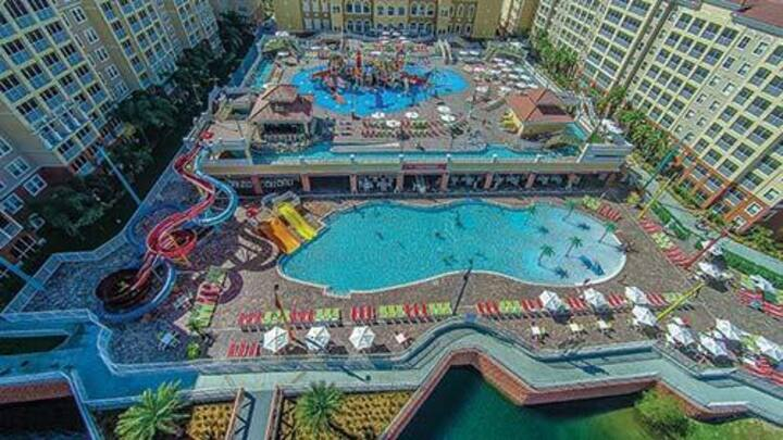 1BDRM suite for 4 ppl $49/night by Disney