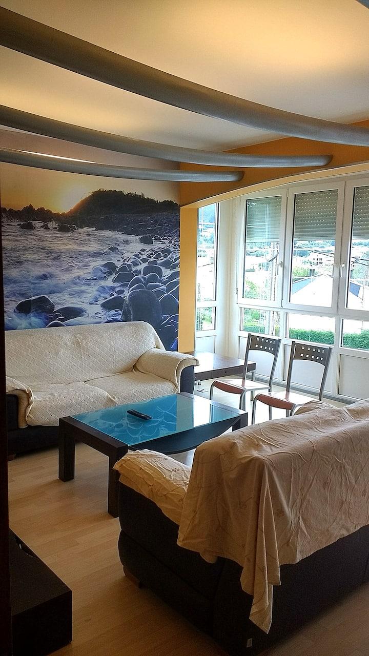 Apartamento a pie del paseo marítimo