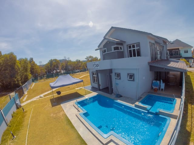 Lot 36 Bungalow-stay with Private Pool