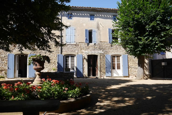 Parc de Lignieres in Trausse Minervois - Trausse - Holiday home