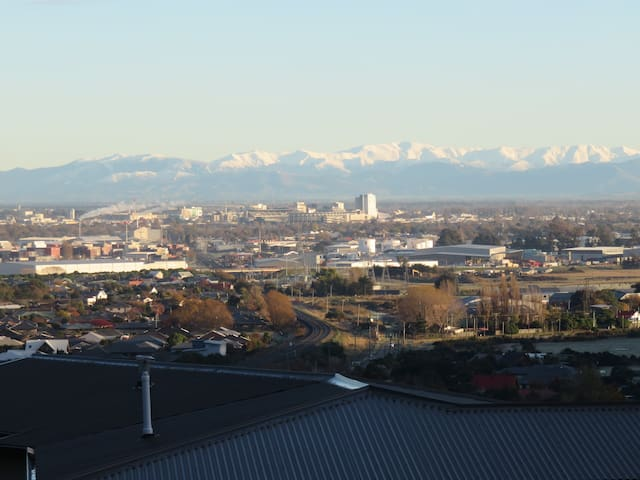 Beautiful valley, with city views - Christchurch - Haus