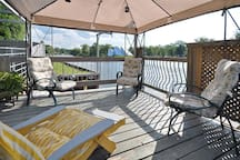 Beach1*com - Riverfront Villa - Suite #1